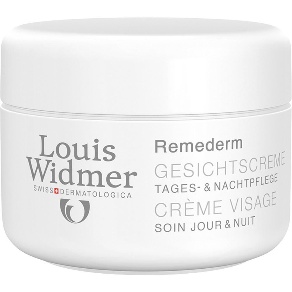 00956276, WIDMER Remederm Gesichtscreme nicht parfümiert, 50 ML