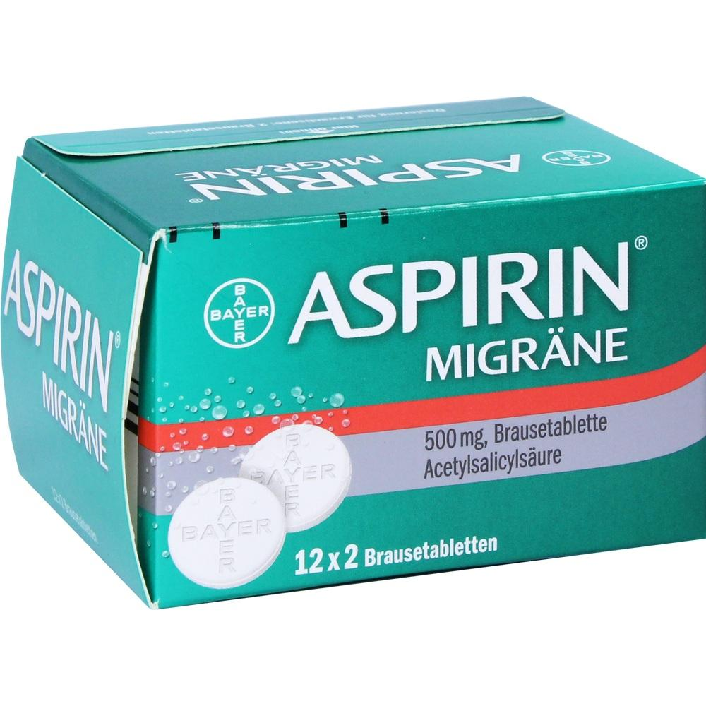 00958298, Aspirin Migräne, 24 ST