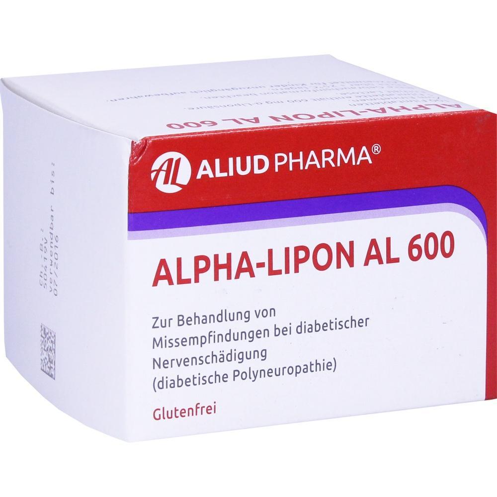 00958401, Alpha-Lipon AL 600, 100 ST