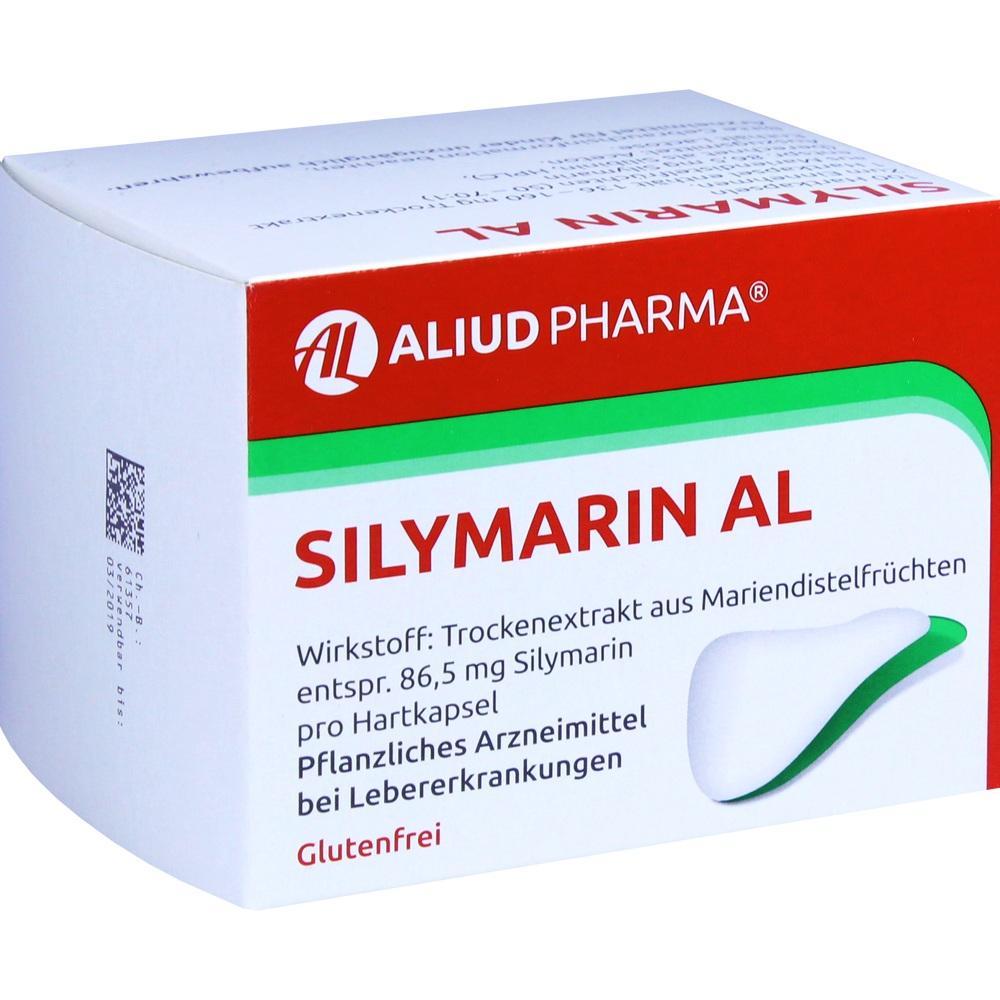 00966702, Silymarin AL, 100 ST