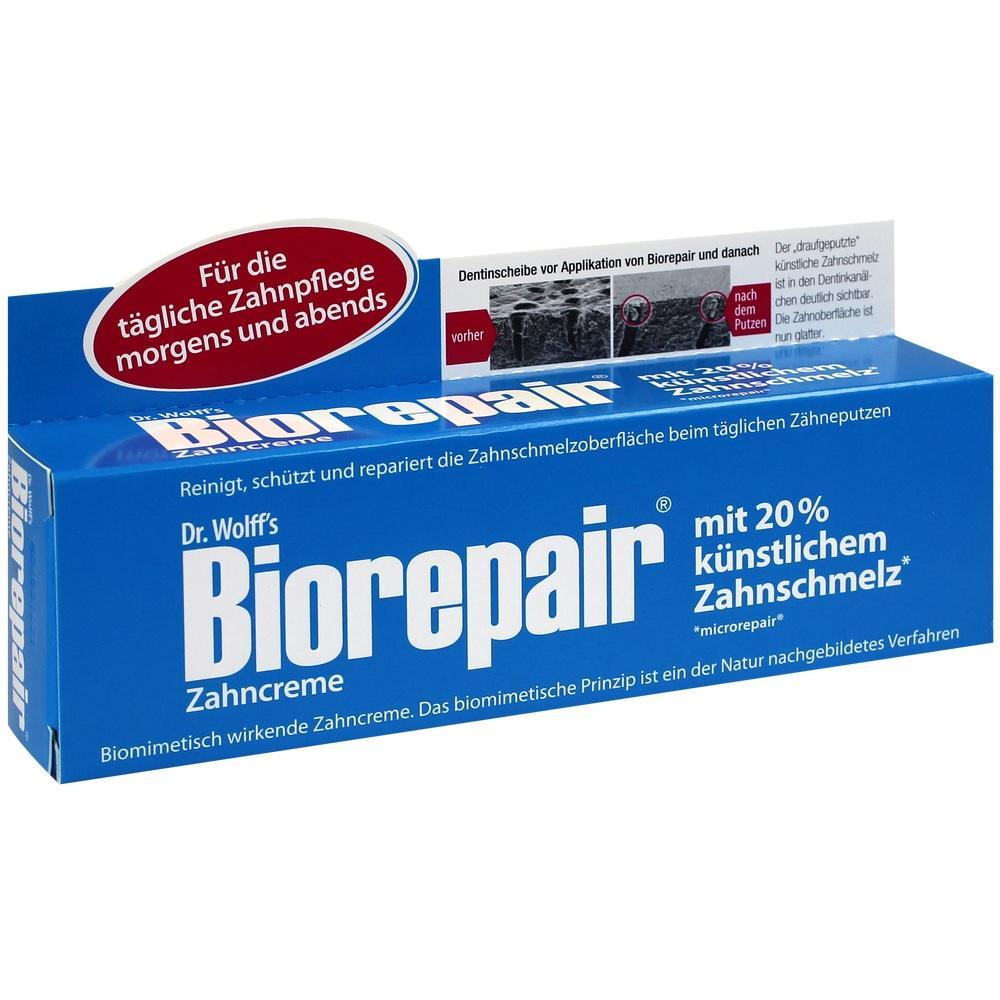 00985266, BioRepair Zahncreme, 75 ML