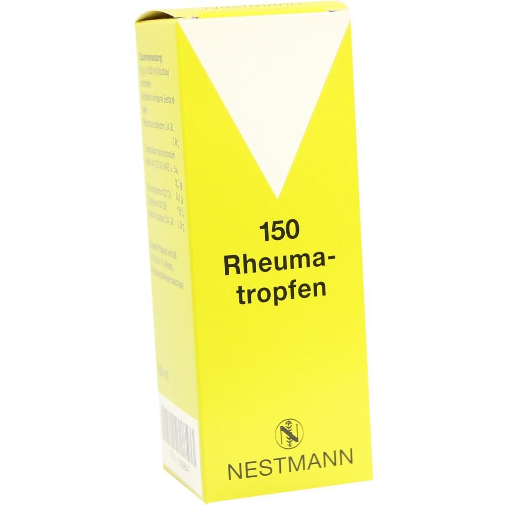 01009641, Rheumatropfen Nestmann 150, 100 ML