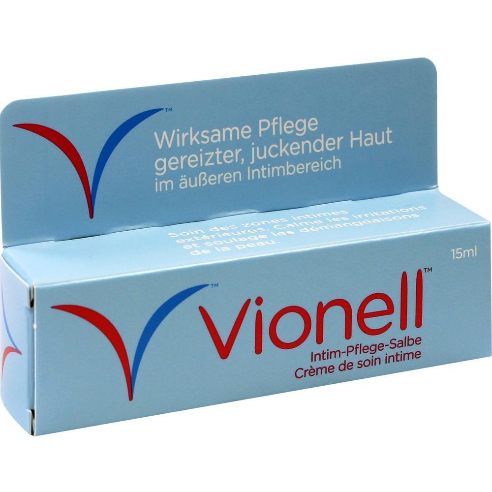 01027828, vionell Intim-Pflege-Salbe, 15 ML
