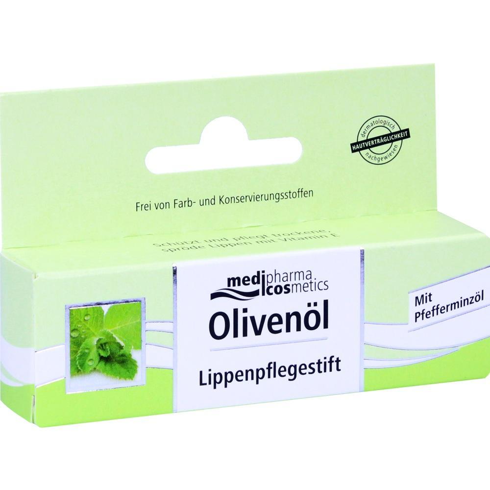 01082796, Olivenöl Lippenpflegestift, 4.8 G