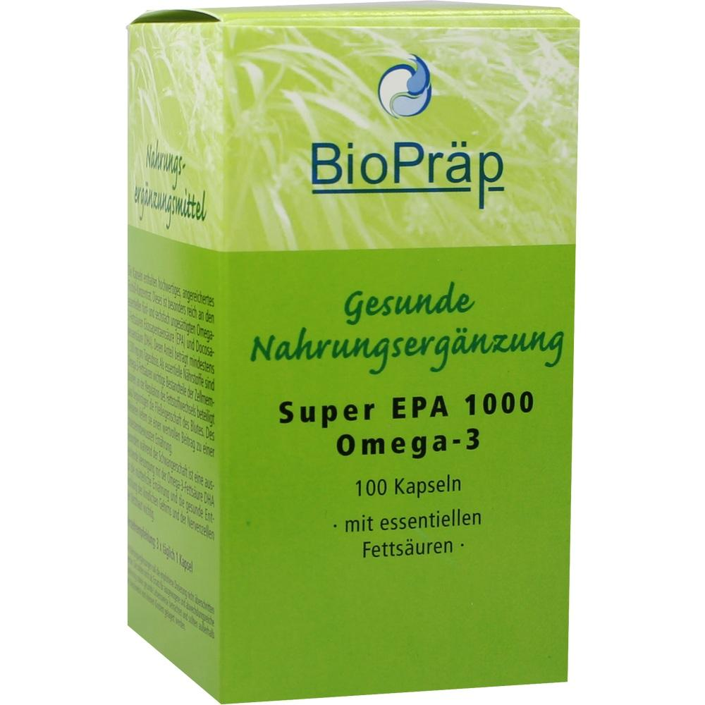01155934, Super EPA 1000 Omega-3 Kapseln, 100 ST