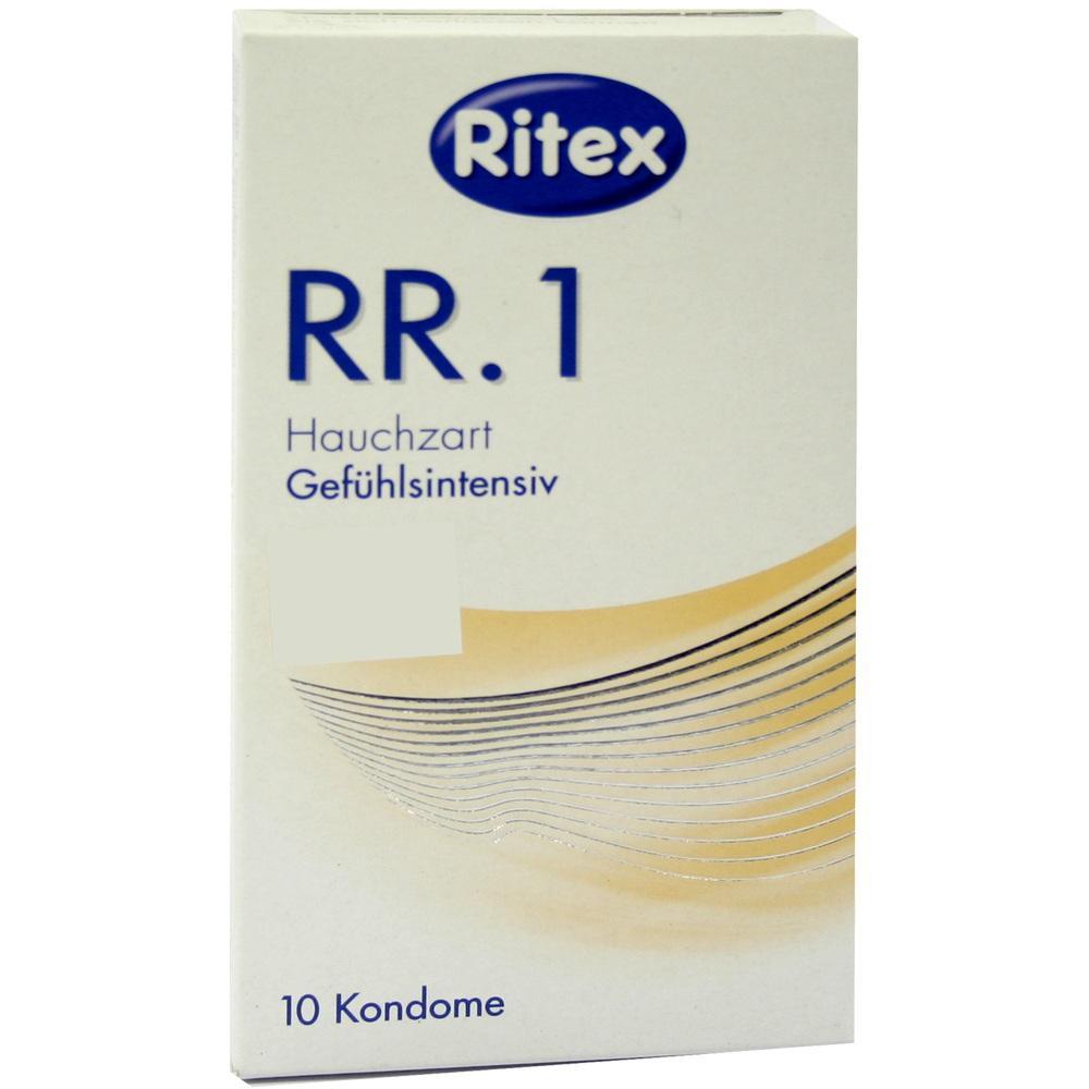 01222091, Ritex RR.1 Kondome, 10 ST