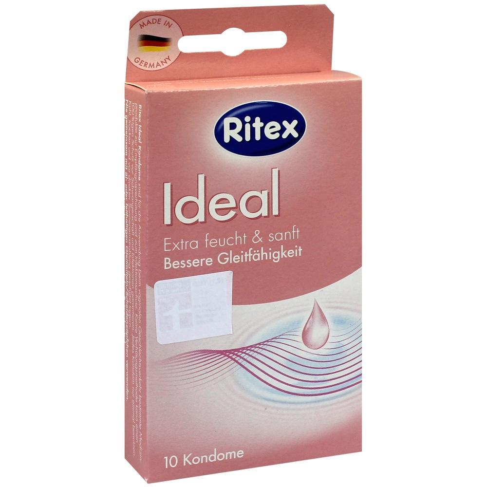 01222122, Ritex ideal Kondome, 10 ST