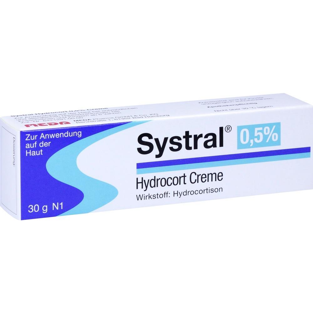 01234065, Systral Hydrocort 0.5% Creme, 30 G