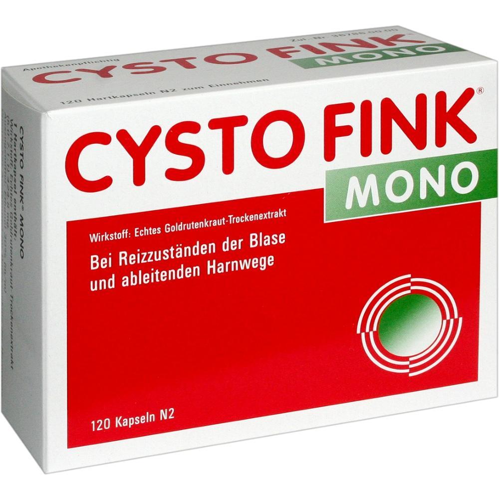 01267739, CYSTOFINK MONO, 120 ST