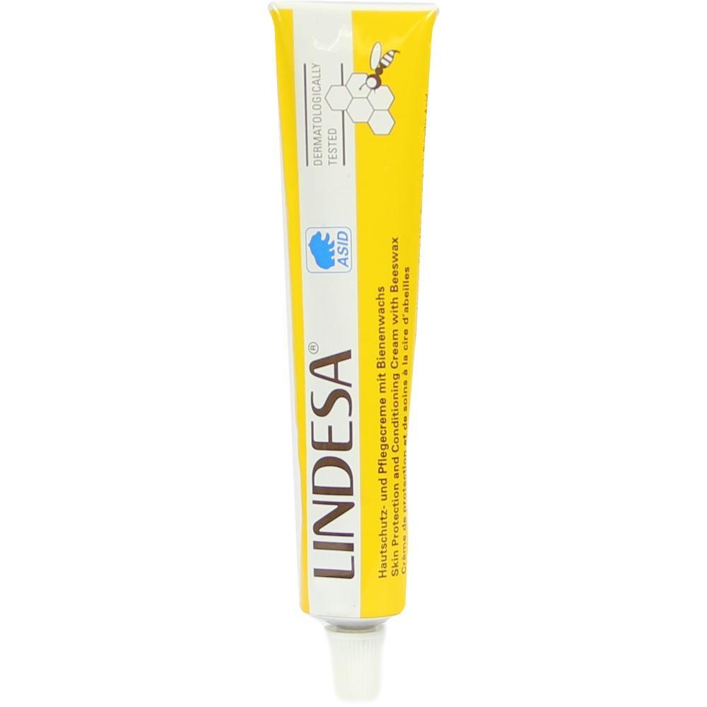01281030, Lindesa Hautschutzcrme leicht fettend, 50 ML