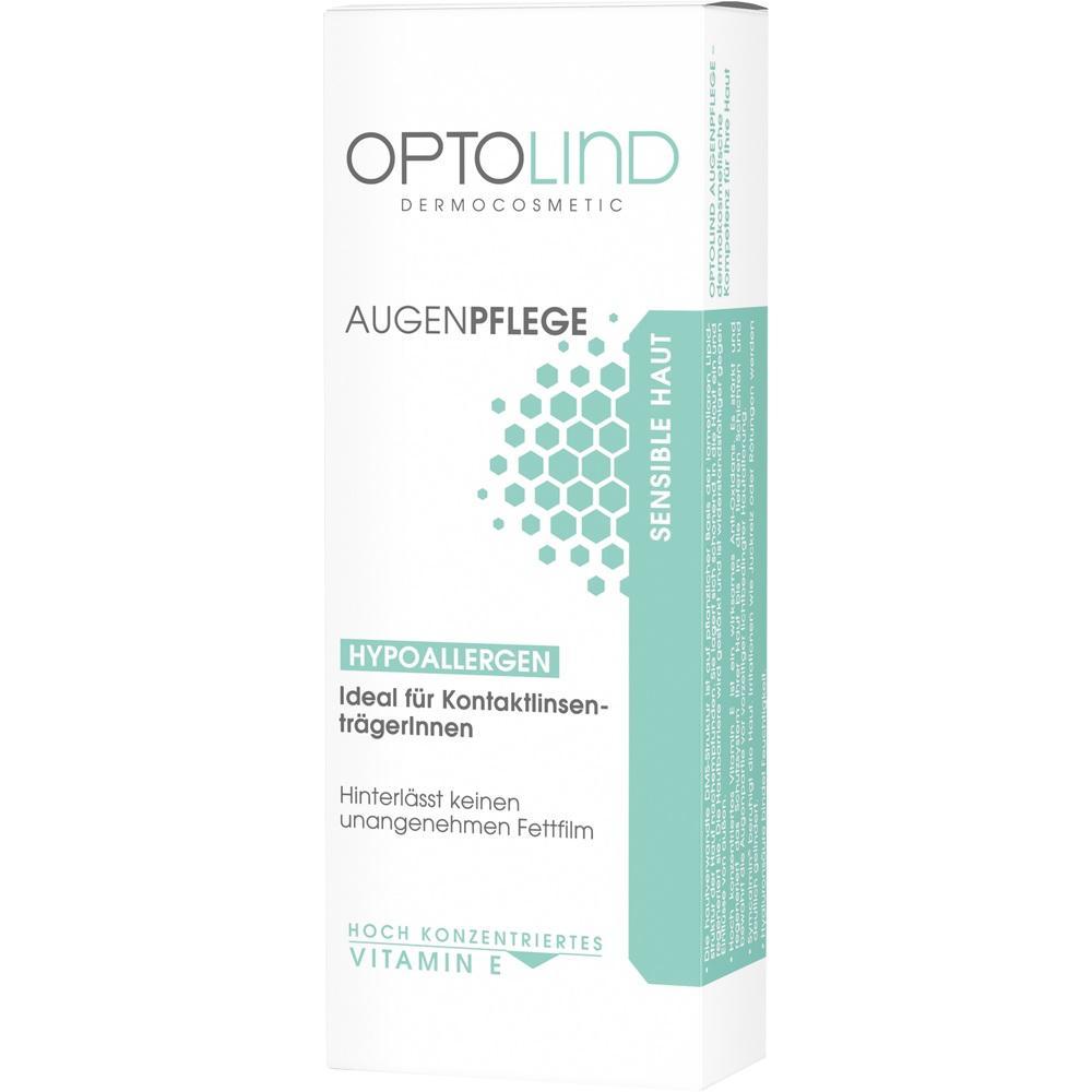 01295612, Optolind Empfindliche Haut Augenpflege, 15 ML