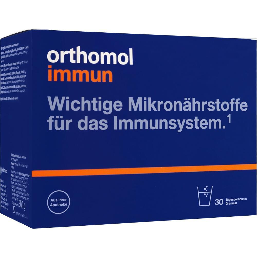 01319962, Orthomol Immun Granulat, 30 ST
