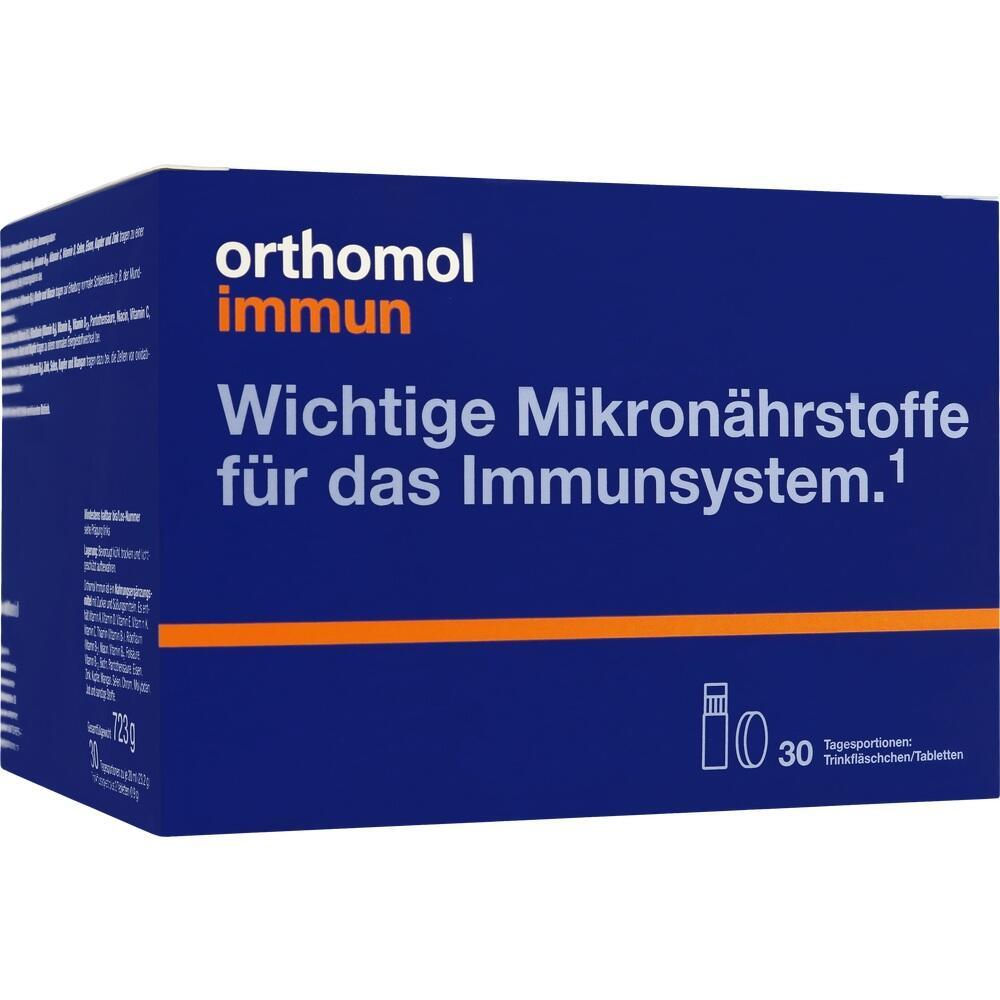 01319991, Orthomol Immun Trinkfläschchen, 30 ST