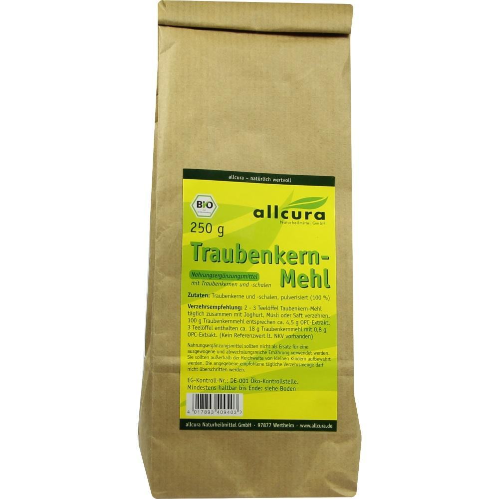 01325230, Traubenkern-Mehl, 250 G