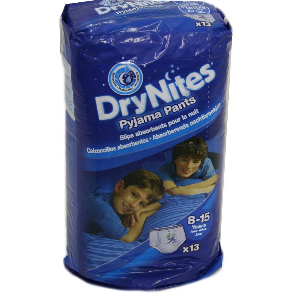 01333904, Huggies Dry Nites Jungen 8-15Jahre, 13 ST