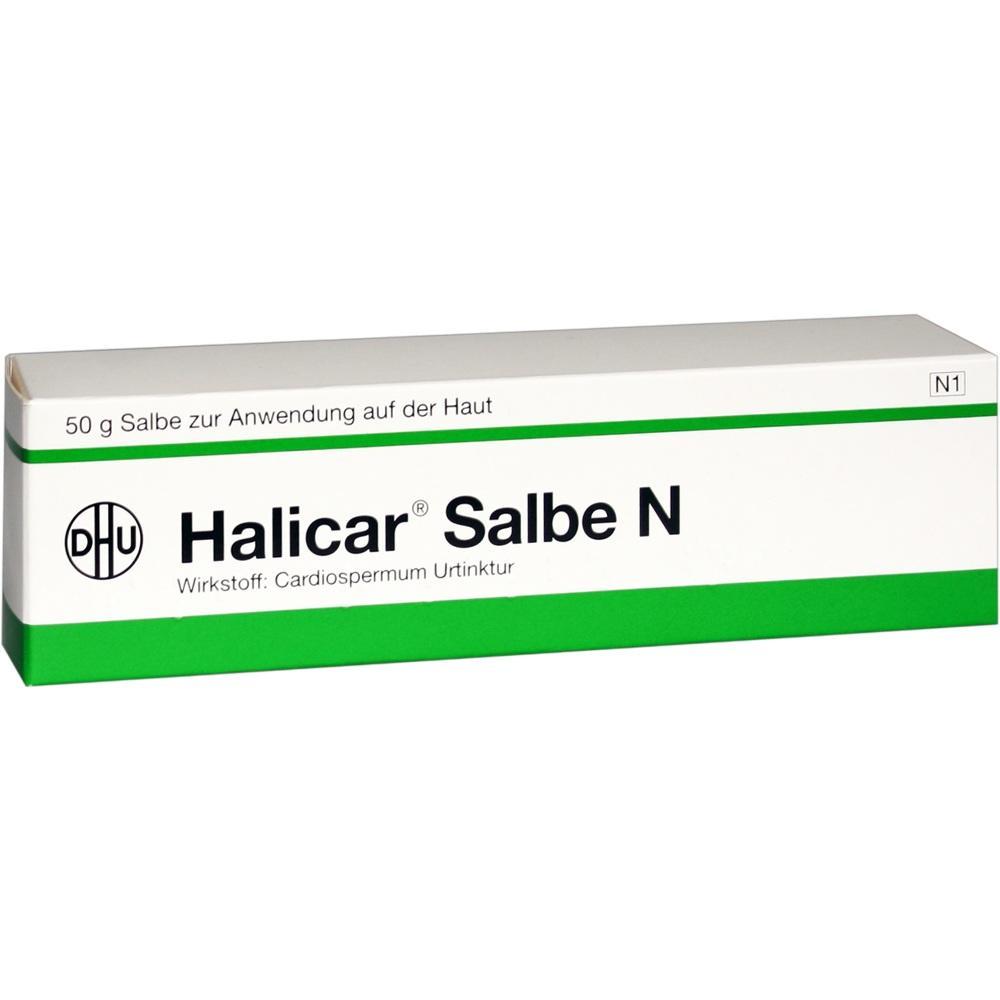 01339580, Halicar Salbe N, 50 G