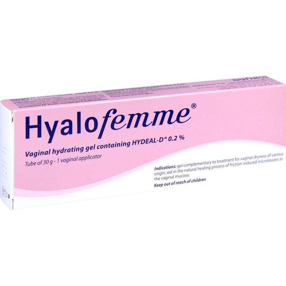 01350860, HYALOfemme Vaginal Gel, 30 G