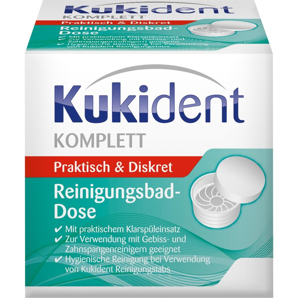 01381814, KUKIDENTBAD DOSE WEISS, 1 ST