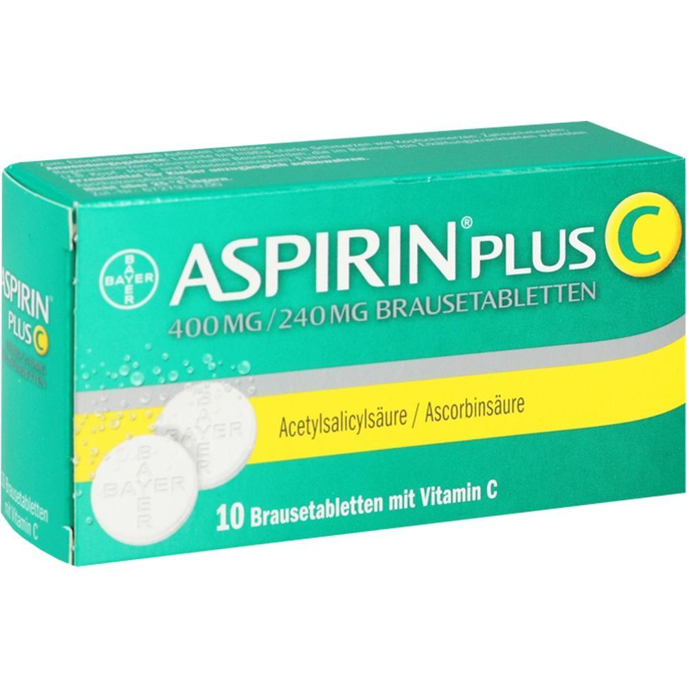 01406632, ASPIRIN PLUS C, 10 ST