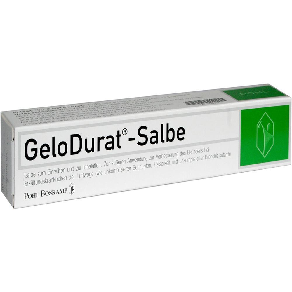 01410651, Gelodurat Salbe, 50 G