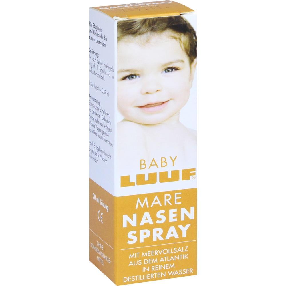 01417966, Baby Luuf MARE Nasenspray, 20 ML