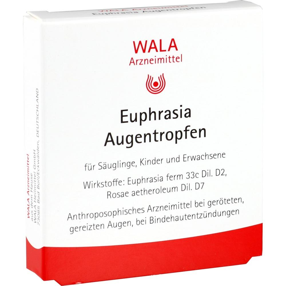 01448174, Euphrasia Augentropfen, 5X0.5 ML