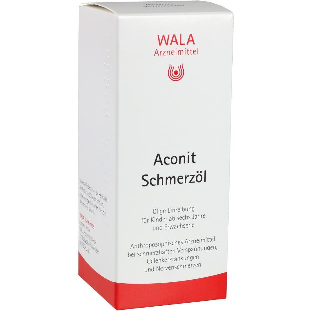 01448576, Aconit Schmerzöl, 100 ML