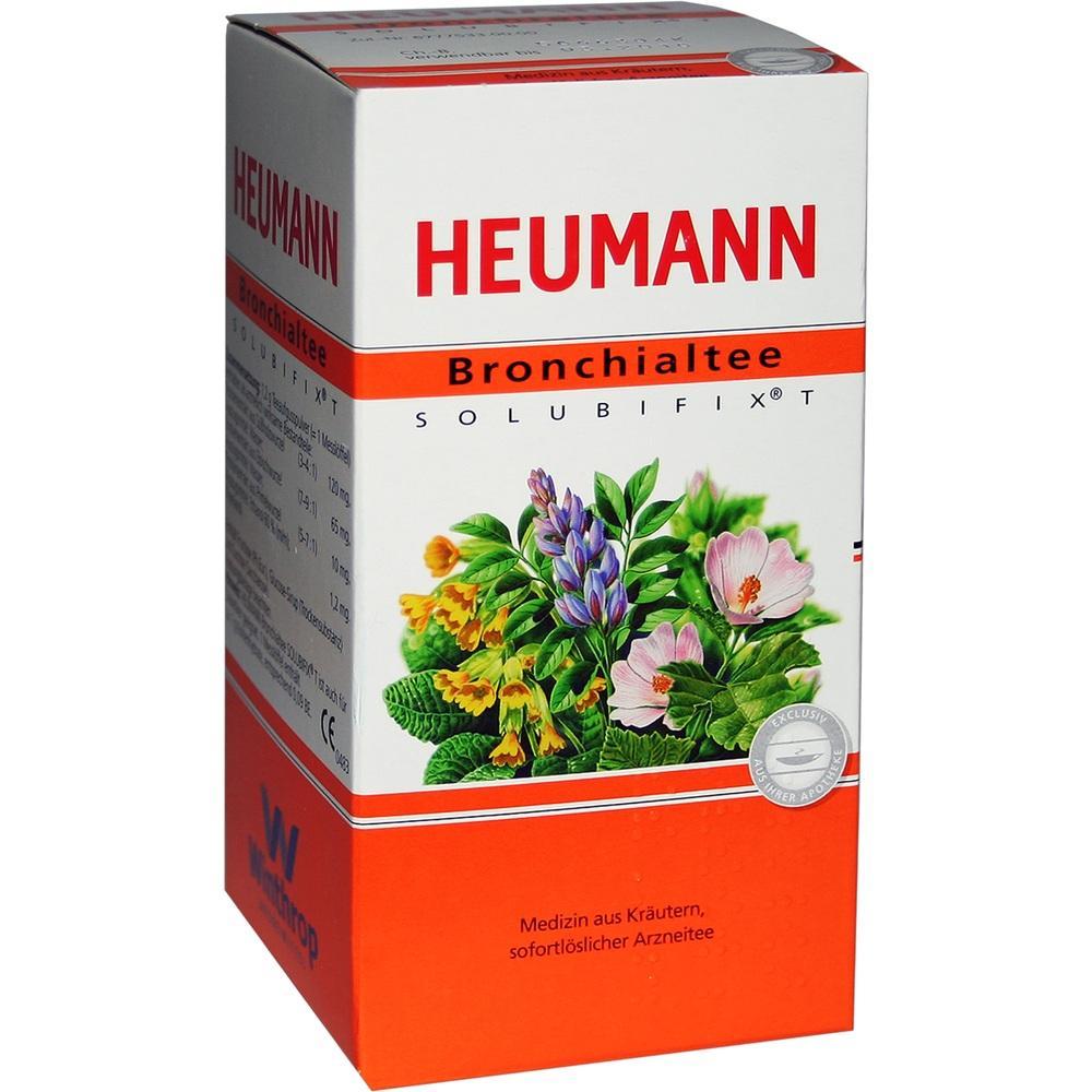 01448984, HEUMANN Bronchialtee Solubifix T, 60 G
