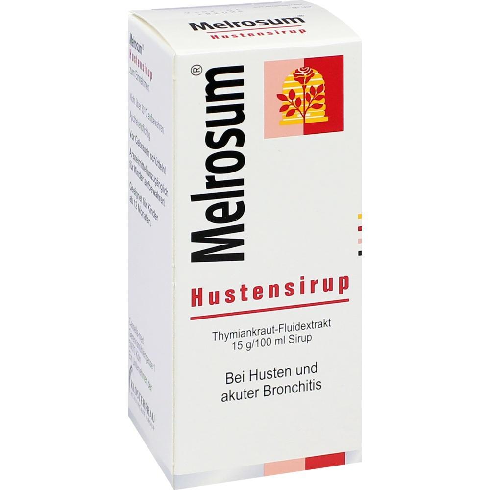 01453904, MELROSUM HUSTENSIRUP, 100 ML