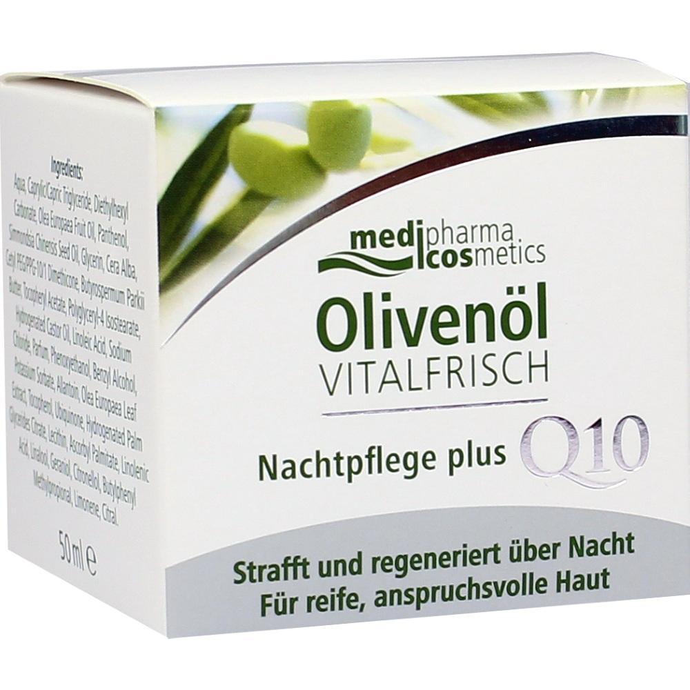 01488558, Olivenöl vitalfrisch Nachtpflege, 50 ML