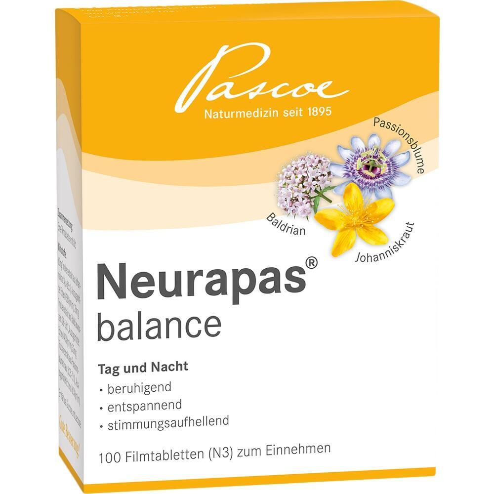 01498143, NEURAPAS balance, 100 ST