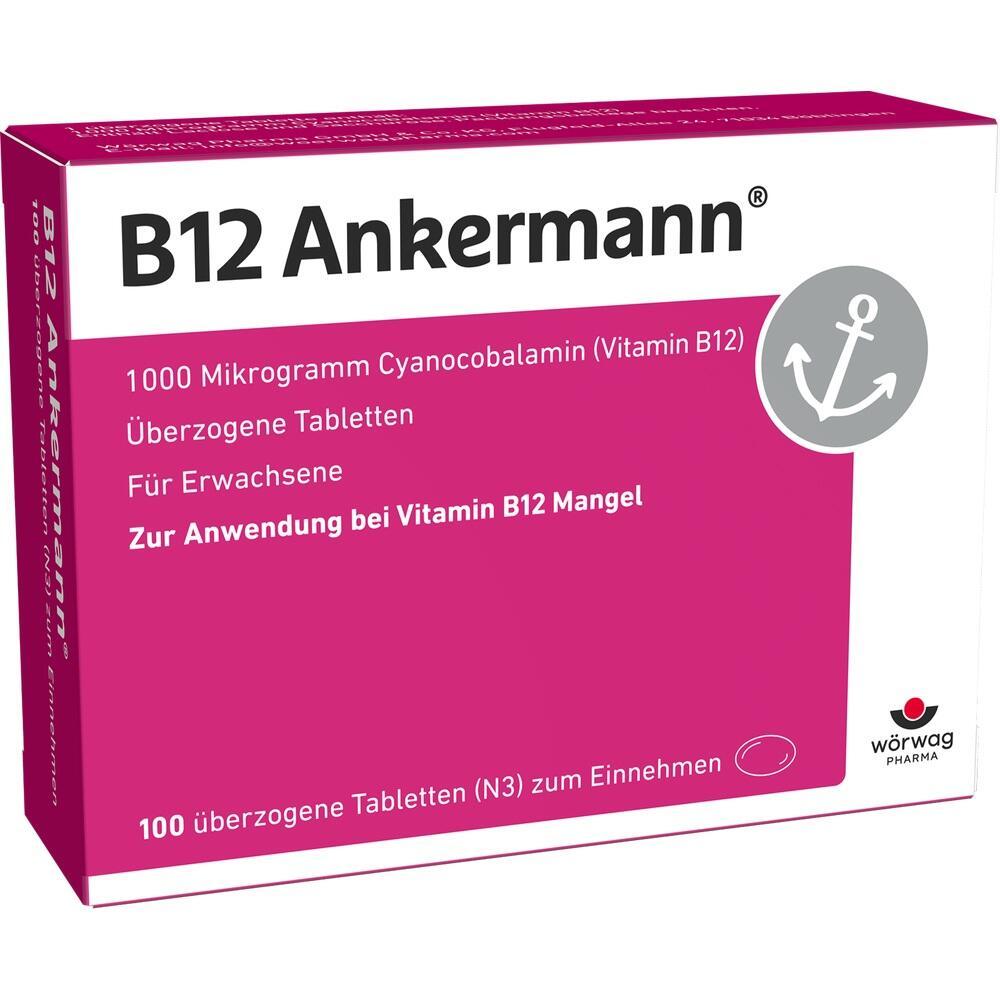 01502726, B12 ANKERMANN, 100 ST