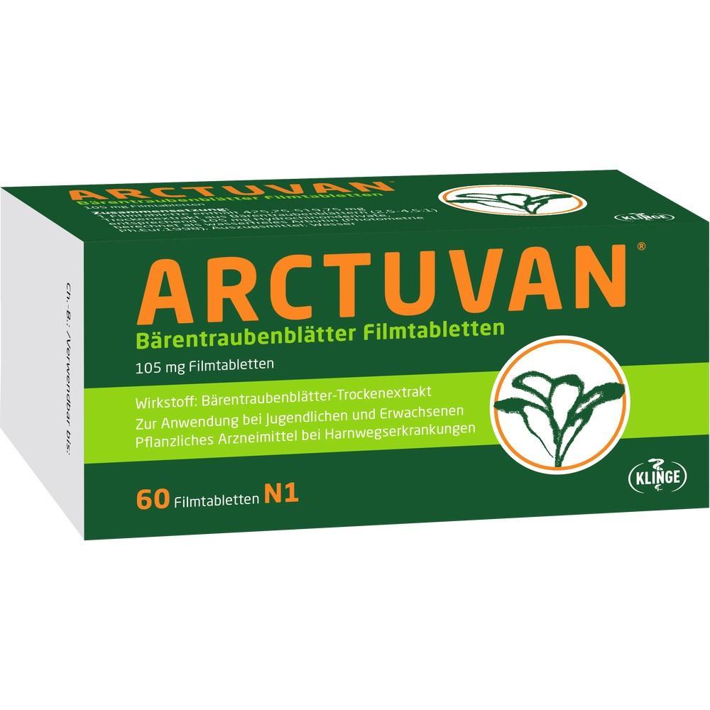 01532302, Arctuvan Bärentrauben, 60 ST