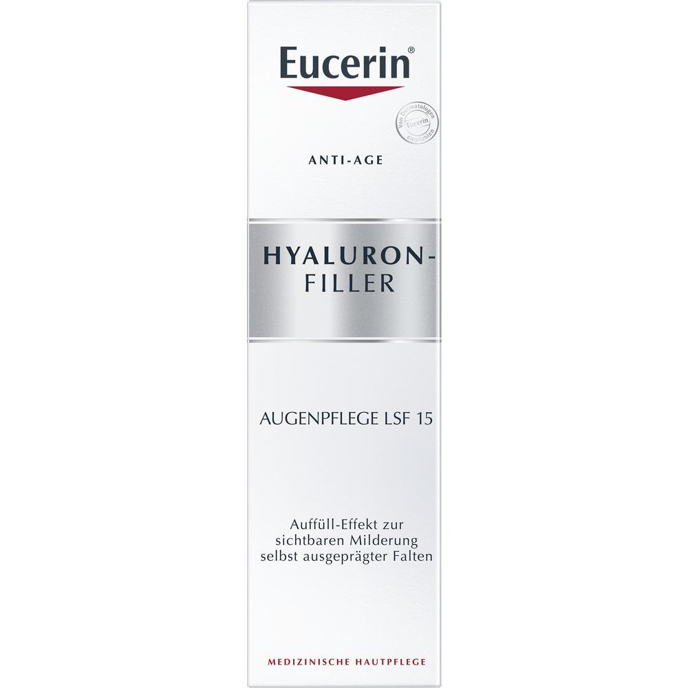 01552397, Eucerin Anti-Age Hyaluron-Filler Auge, 15 ML