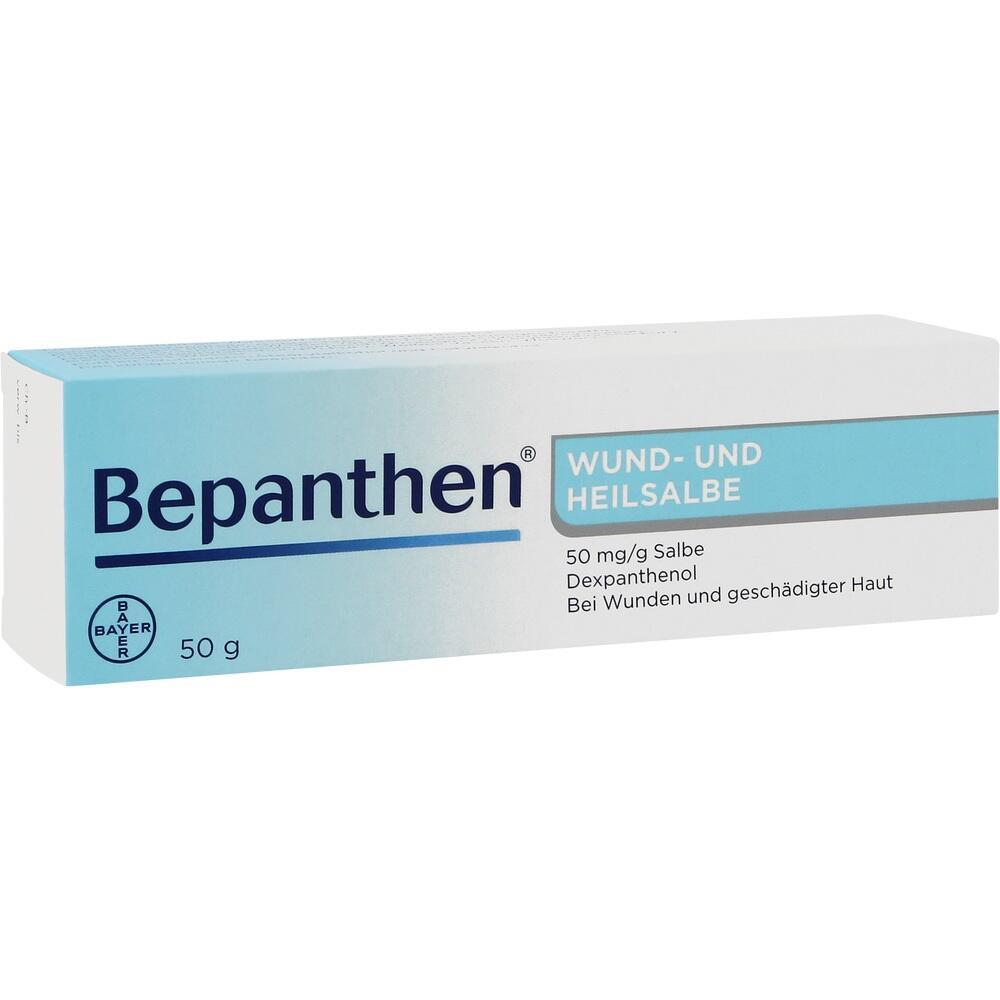 01578818, Bepanthen Wund-und Heilsalbe, 50 G