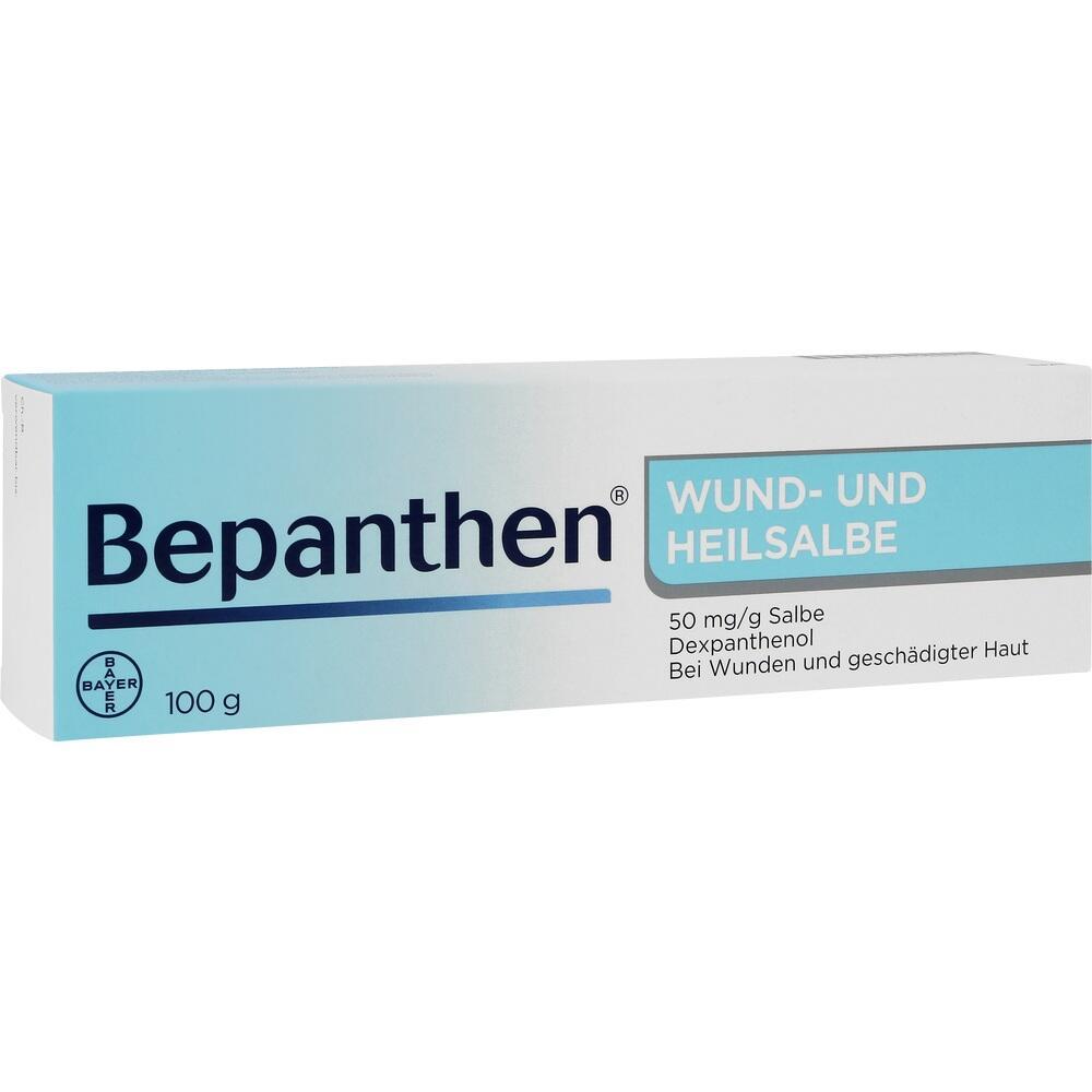 01578847, Bepanthen Wund-und Heilsalbe, 100 G
