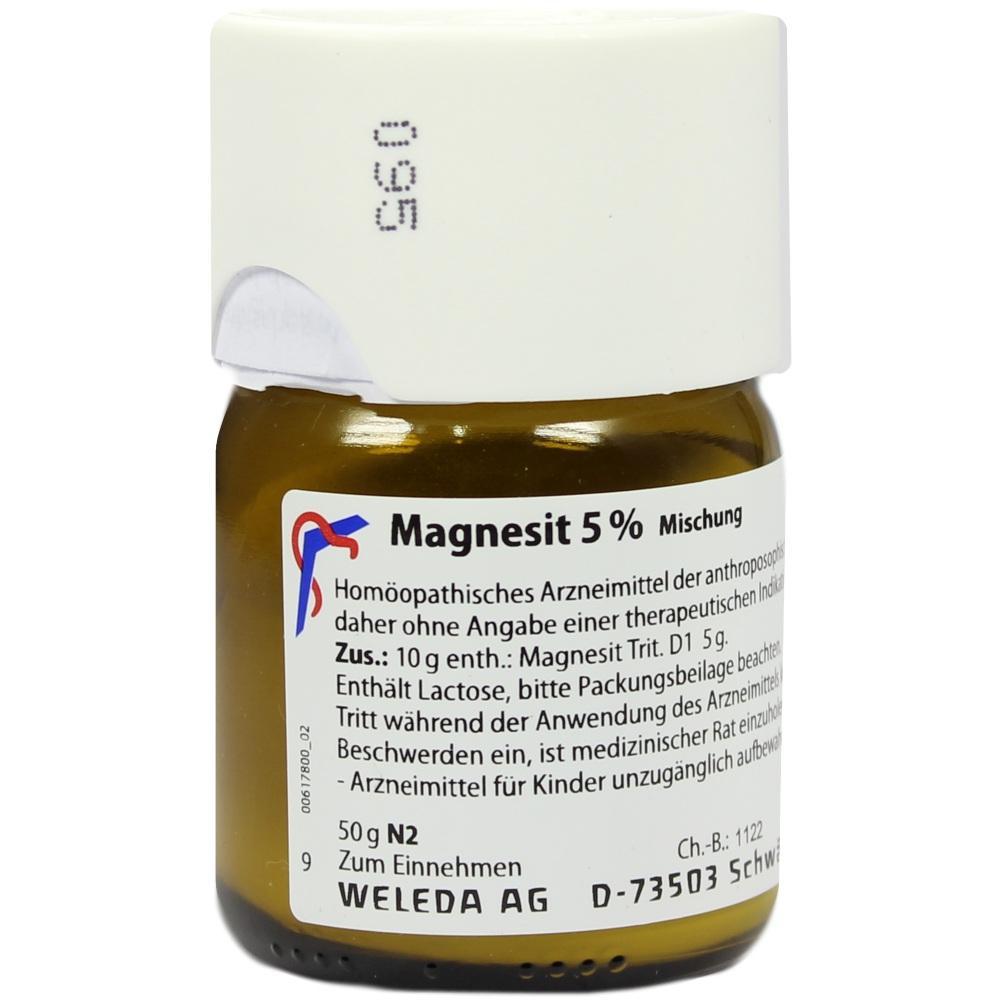MAGNESIT 5% Trituration