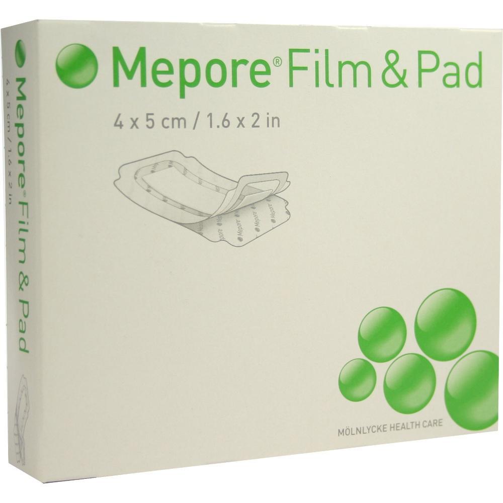 MEPORE Film Pad 4x5 cm
