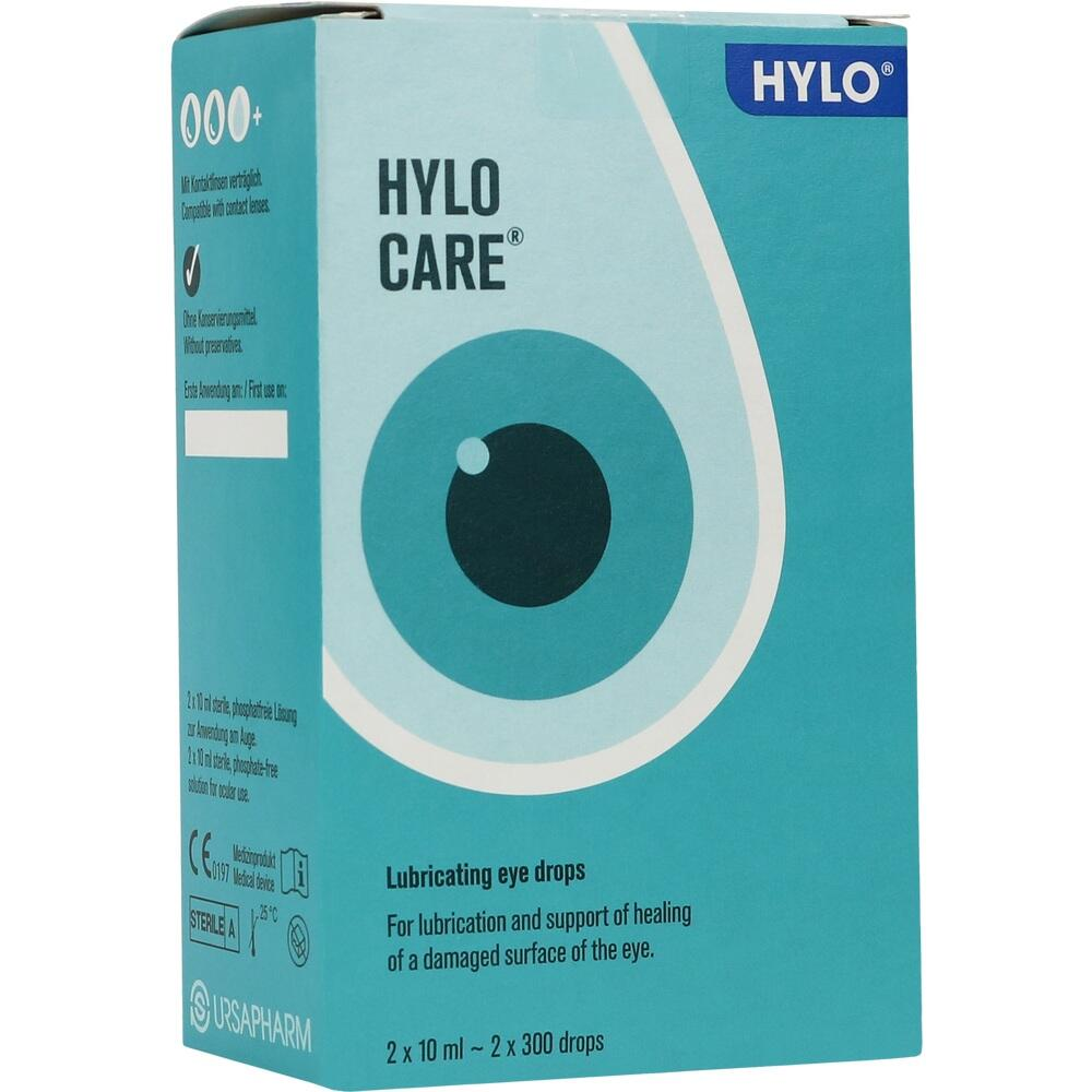 01632995, HYLO-CARE, 2X10 ML