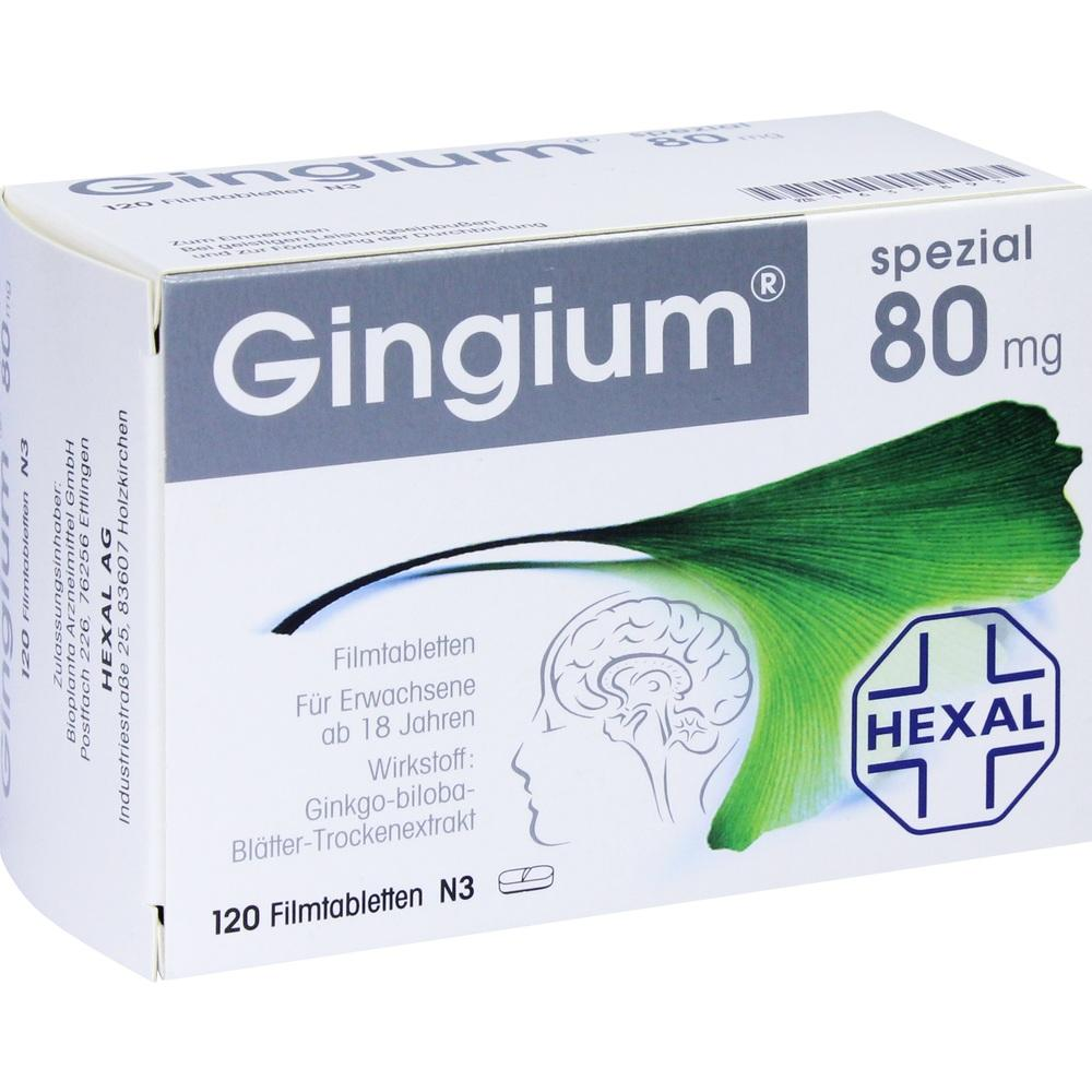 01635893, Gingium spezial 80, 120 ST