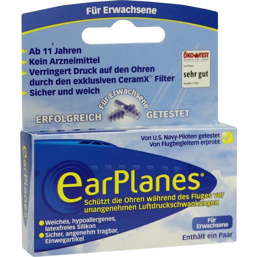 01641942, EarPlanes Adult/Erwachsene, 2 ST