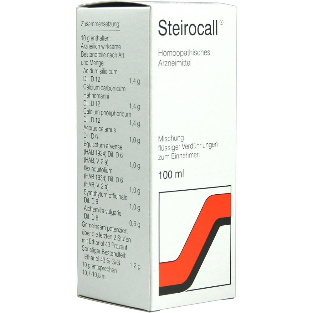 01664908, Steirocall, 100 ML