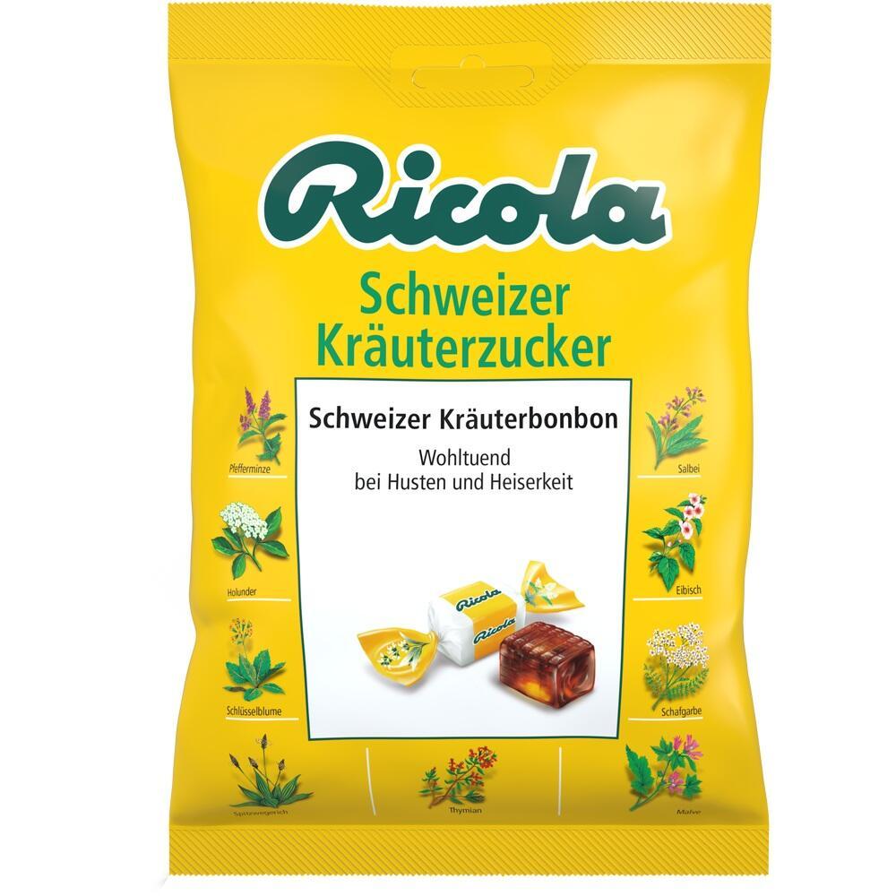 01666095, Ricola mZ Kräuter, 75 G