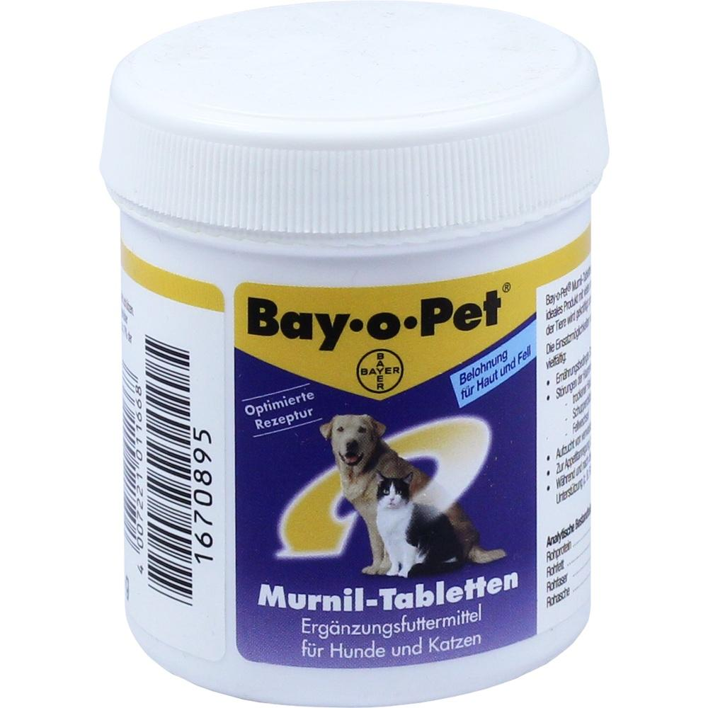 01670895, Bay-o-pet Murnil Tabletten vet, 80 ST