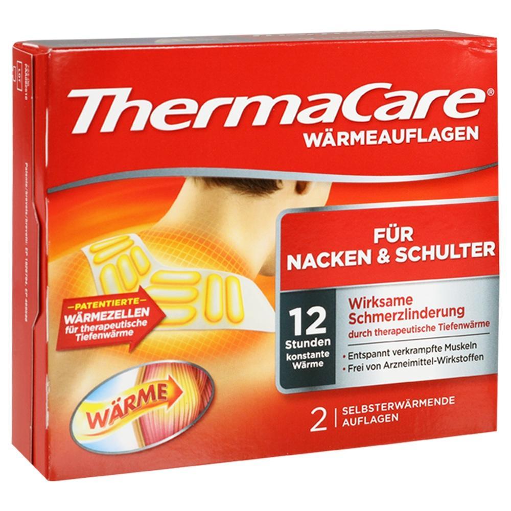 01690900, ThermaCare Nacken/Schulter Auflagen z.Schmerzlind., 2 ST