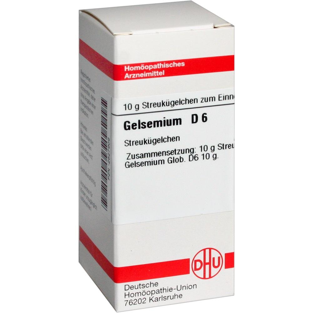 01771722, GELSEMIUM D 6, 10 G