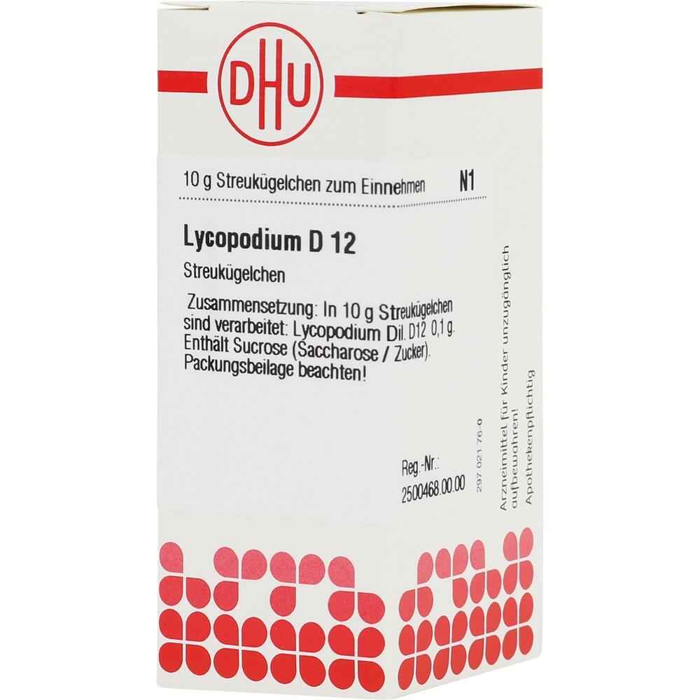 01777506, LYCOPODIUM D12, 10 G