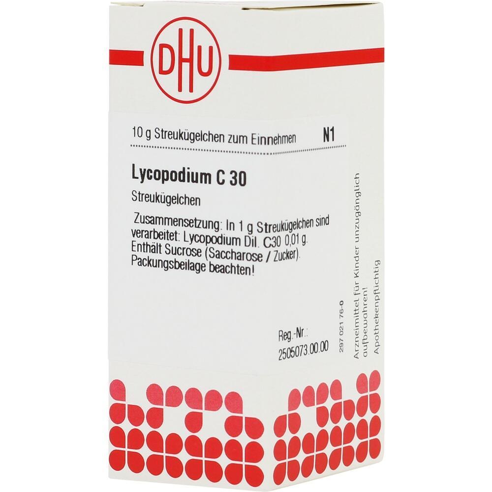 01777529, LYCOPODIUM C30, 10 G