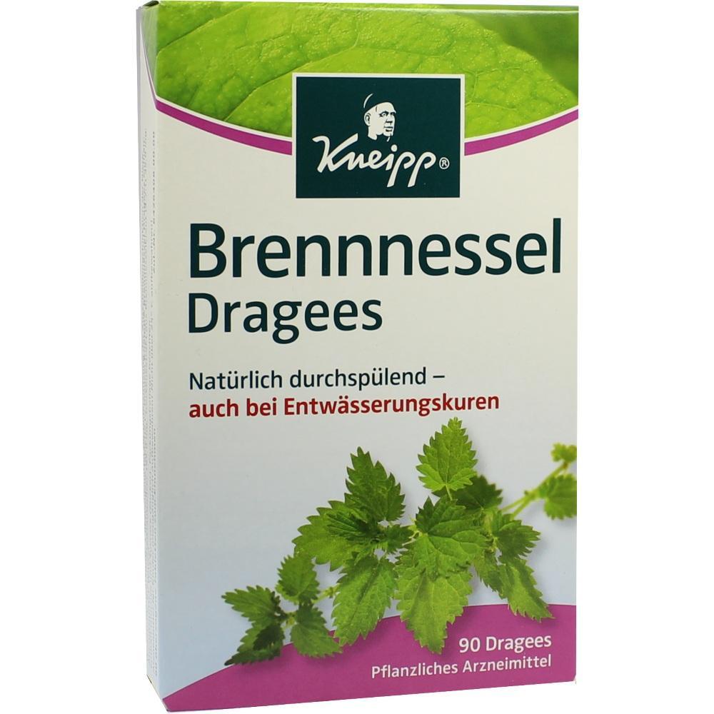 01833742, Kneipp Brennnessel Dragees, 90 ST