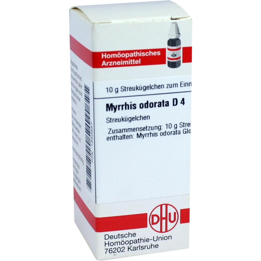 MYRRHIS odorata D 4 Globuli